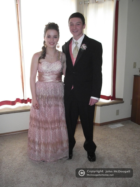 2013 Jefferson High School Prom