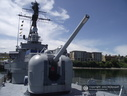 USS Turner Joy Tour
